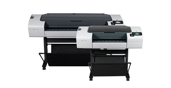 惠普HP Designjet T790 24英寸绘图仪