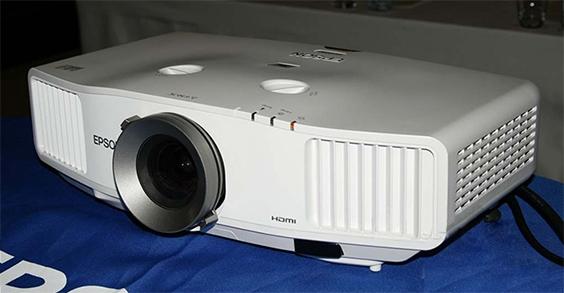 爱普生EB-C520XB投影仪