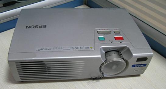 爱普生EMP-730投影仪